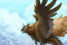 Griffin Animal Wallpapers - Wallpaper Cave