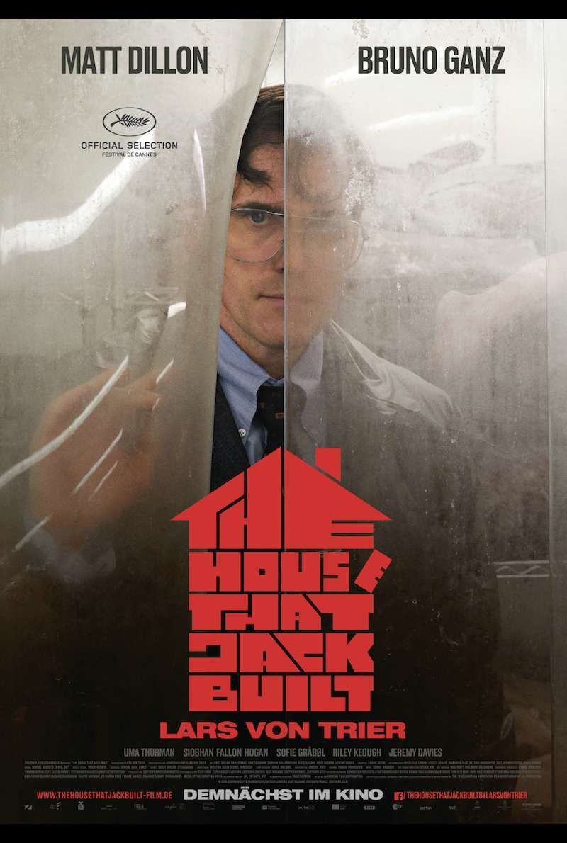 The House That Jack Built Movie Wallpapers - Wallpaper Cave