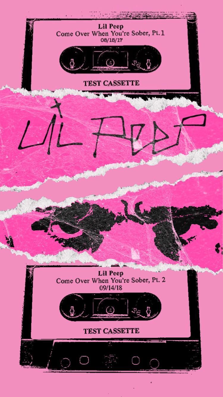 Lil Peep Wallpaper Pink : wallpaper, Wallpapers, Wallpaper