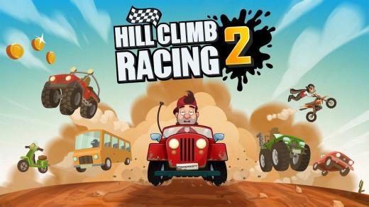 Hill Climb Racing 2 v1.34.2 [Mod] APK