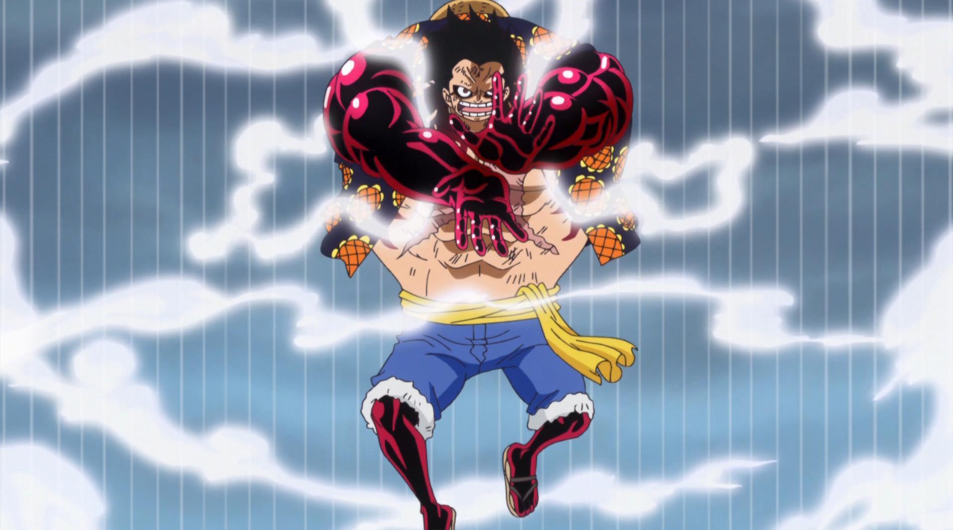 Luffy pop resin gear 4 bounce. Luffy Snake Man Wallpapers - Wallpaper Cave