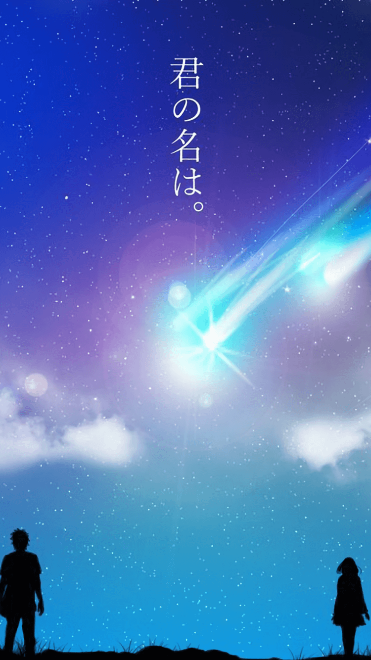 Cute Pokemon Iphone Wallpapers Your Name Mobile Wallpapers Wallpaper Cave