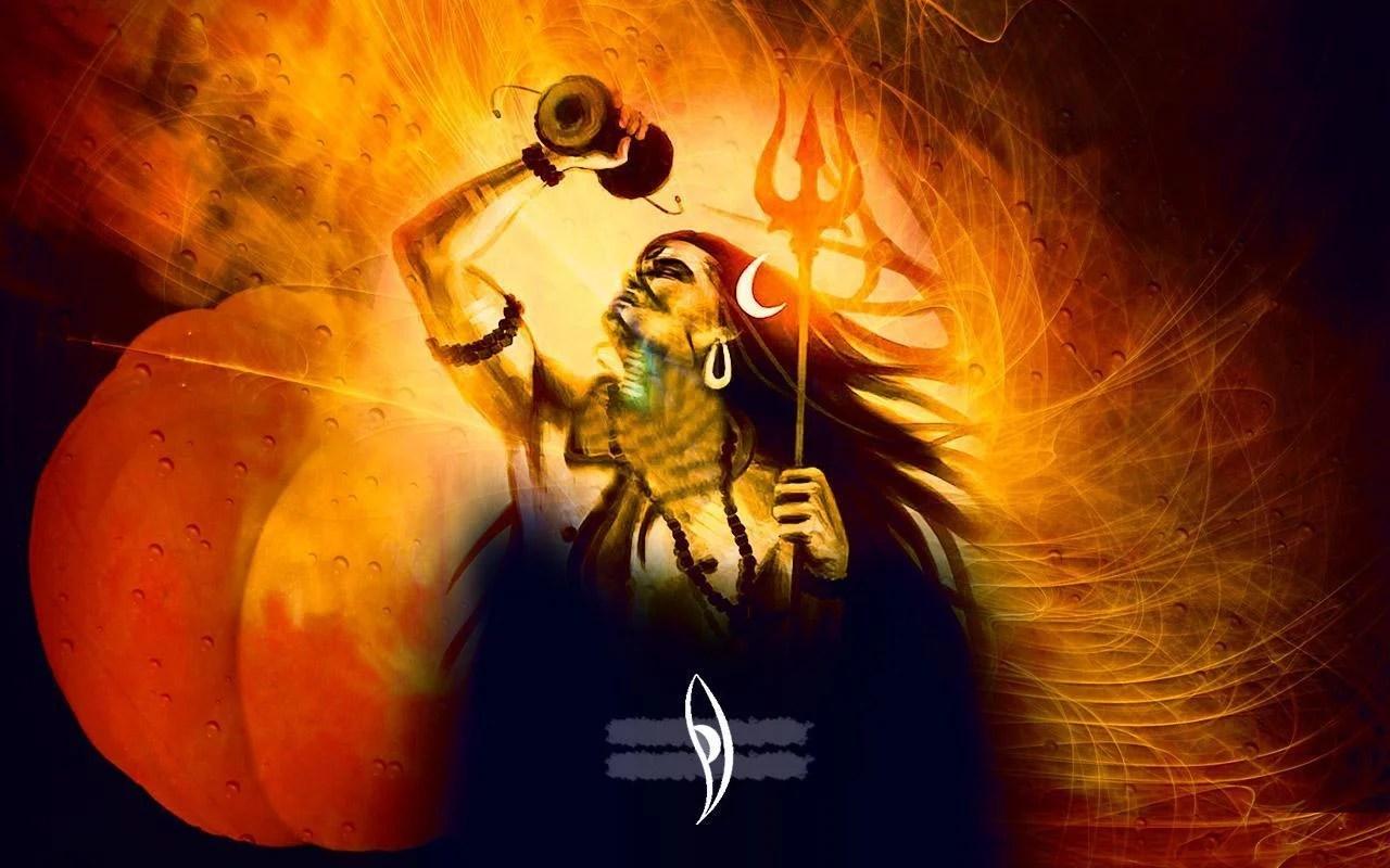 Hindu God Animation Wallpaper Free Mahakal Wallpapers Wallpaper Cave
