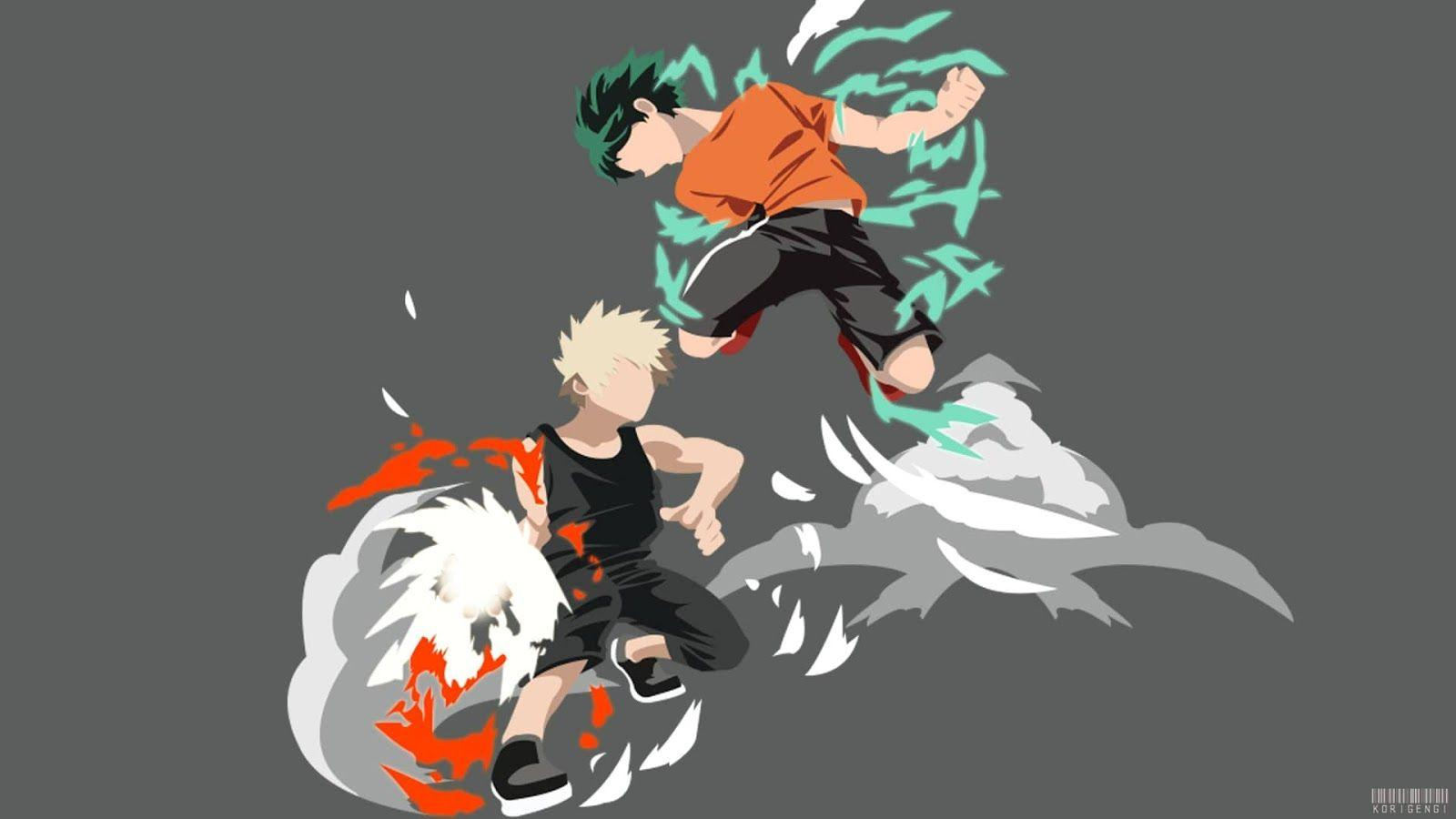 Tons of awesome anime aesthetic desktop hd wallpapers to download for free. Bakugo Wallpapers - Wallpaper Cave
