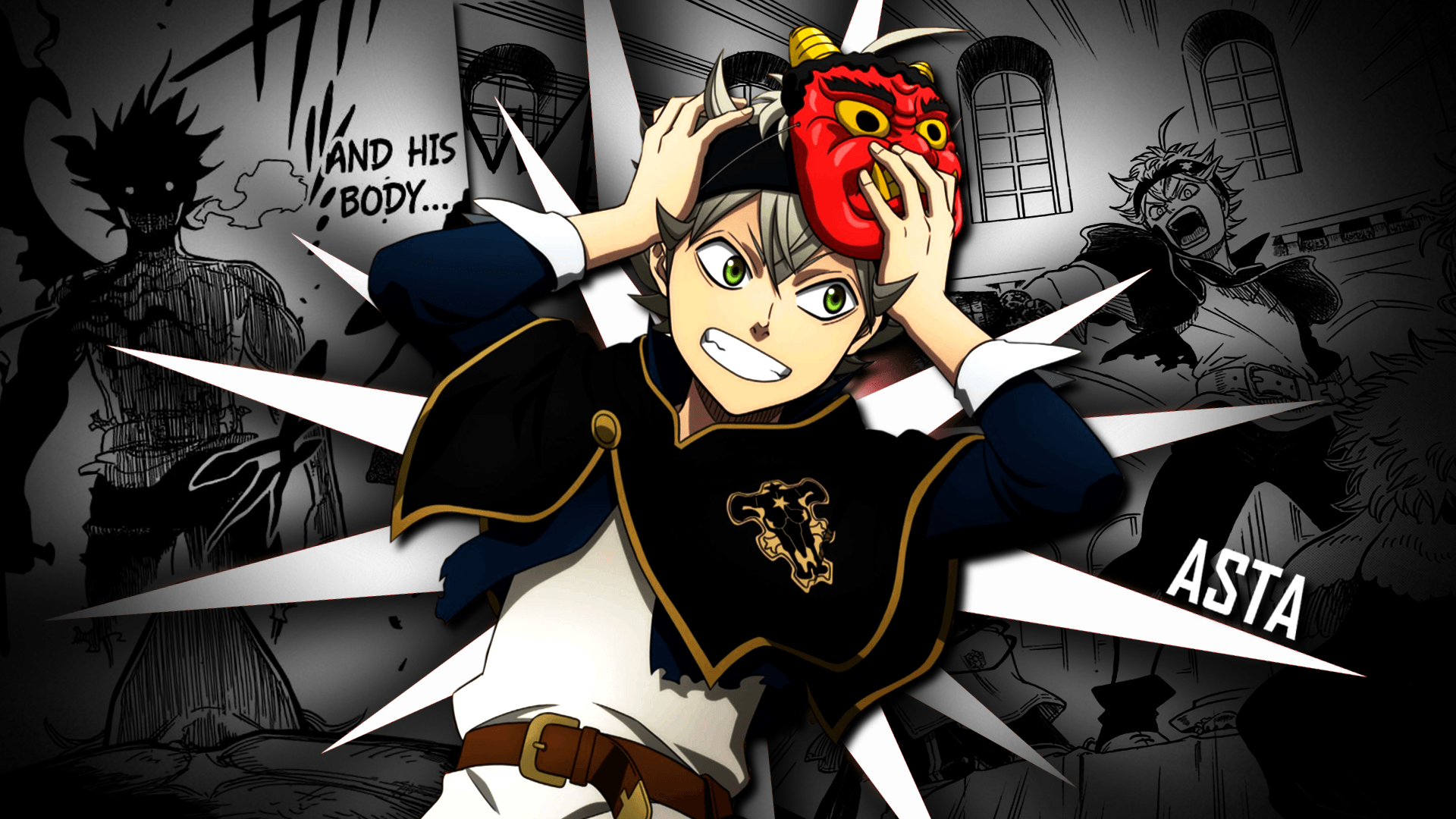 We may earn commission on some of the items you choose to buy. Rohman: 1080p Ultra Hd Black Clover Wallpaper Hd Portrait