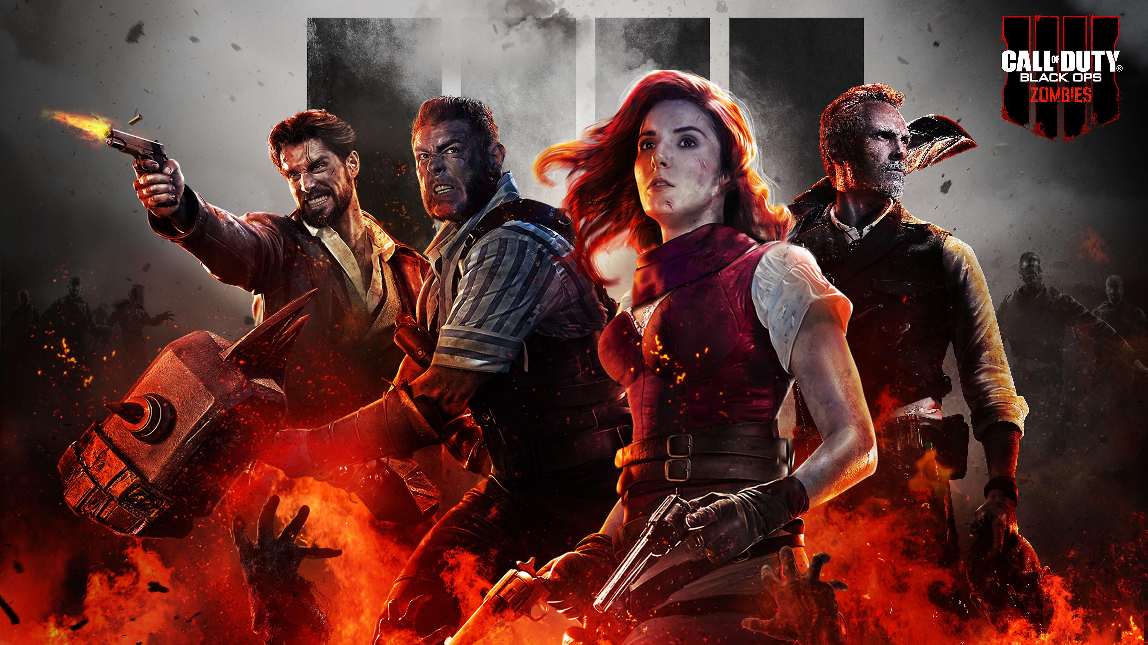 Zendha Call Of Duty Black Ops Wallpaper