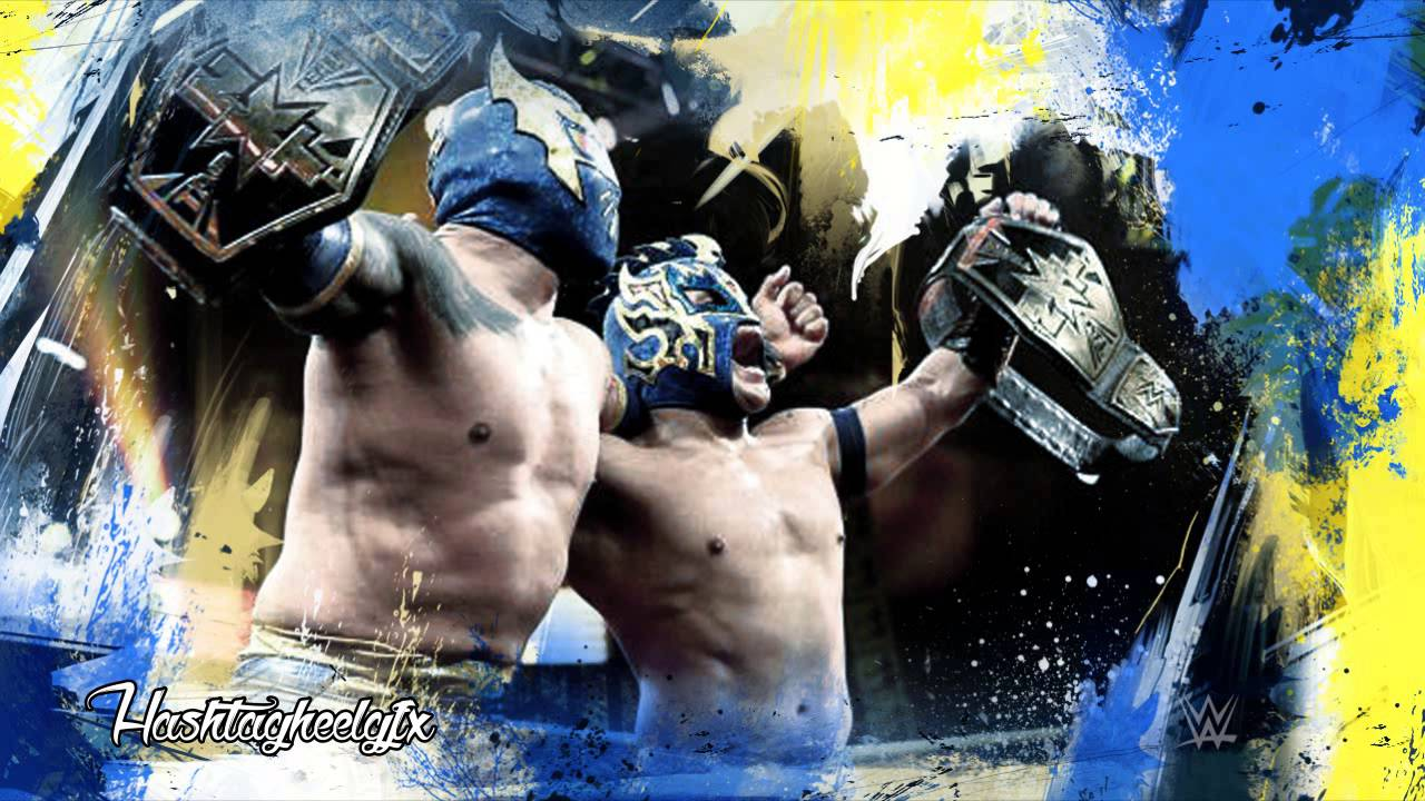 the lucha dragons wallpapers