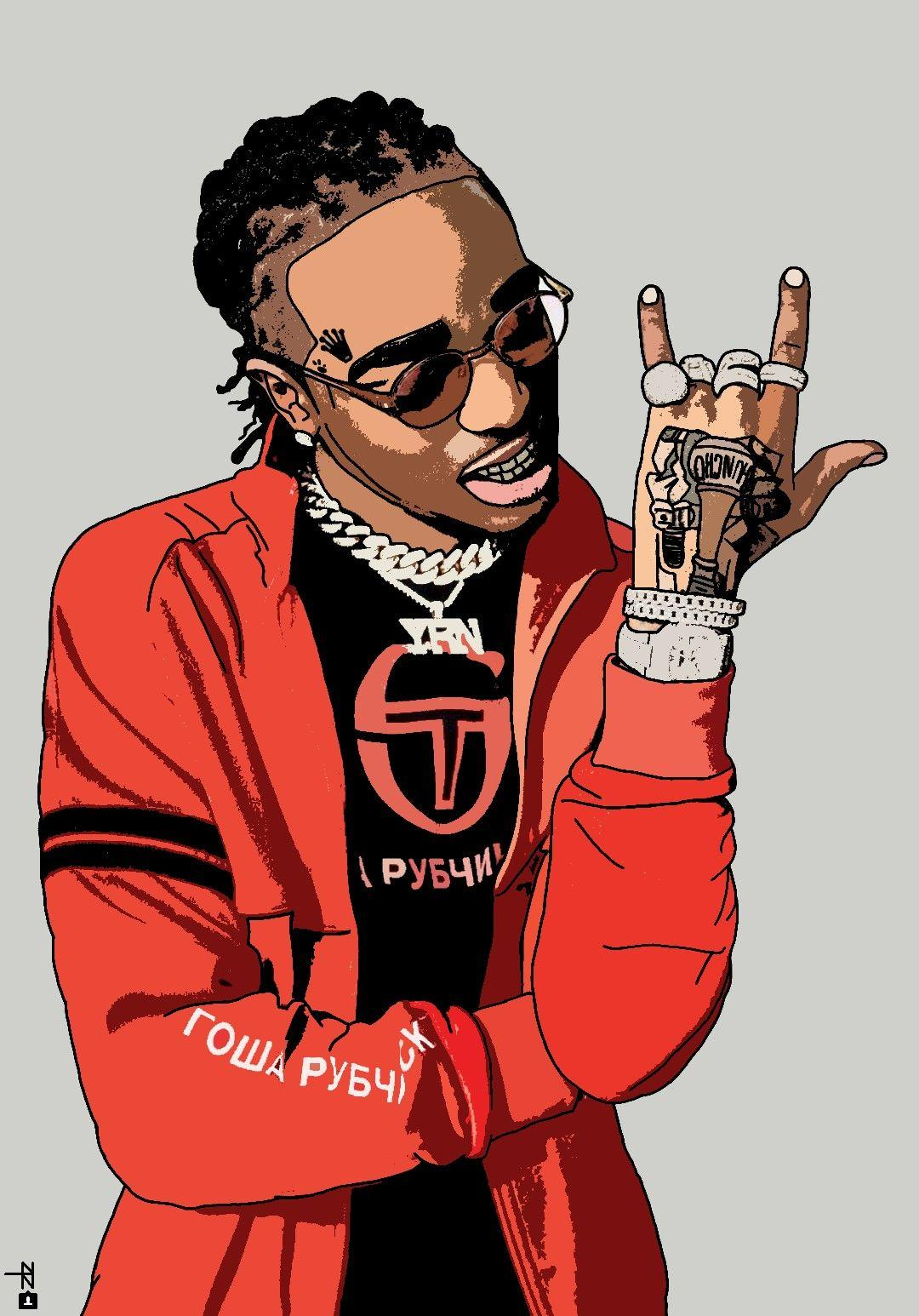 Drawing Rappers As Cartoons : drawing, rappers, cartoons, Cartoon, Rapper, Drawings, Lovers