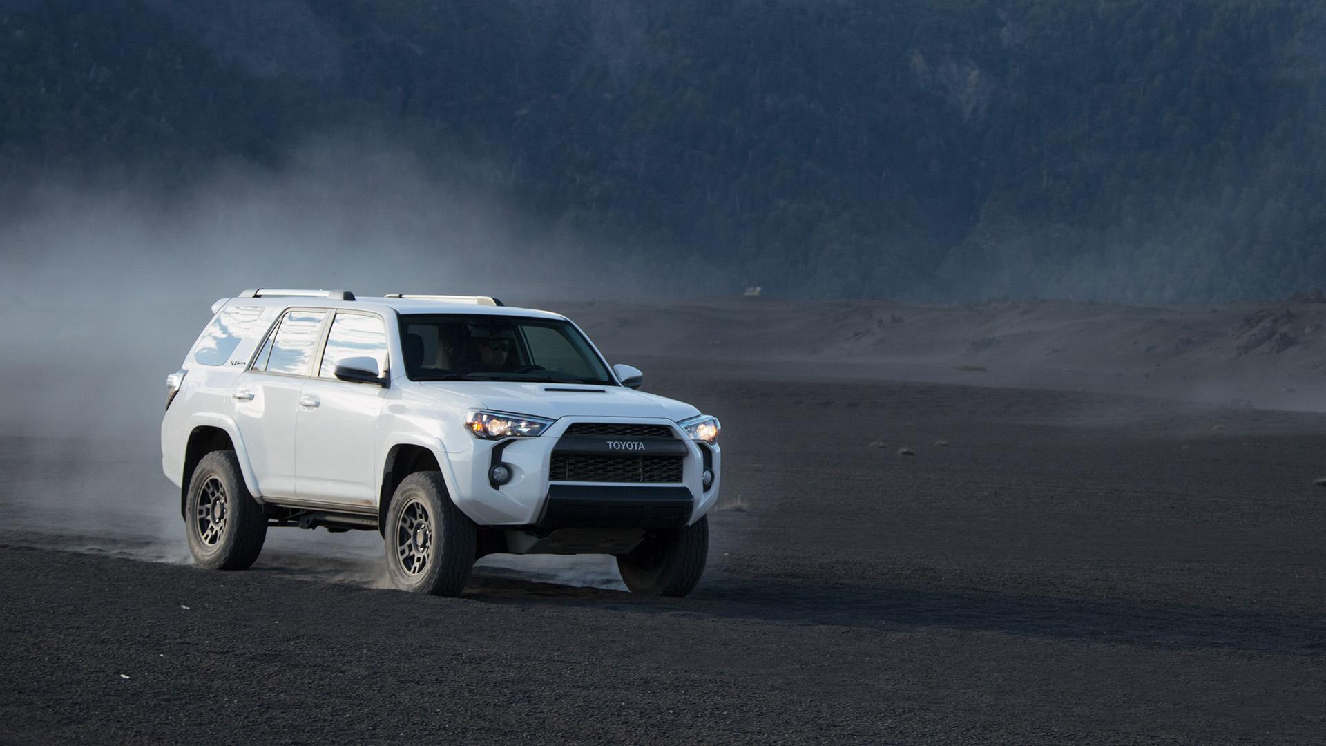 Toyota 4runner Wallpapers Wallpaper Cave