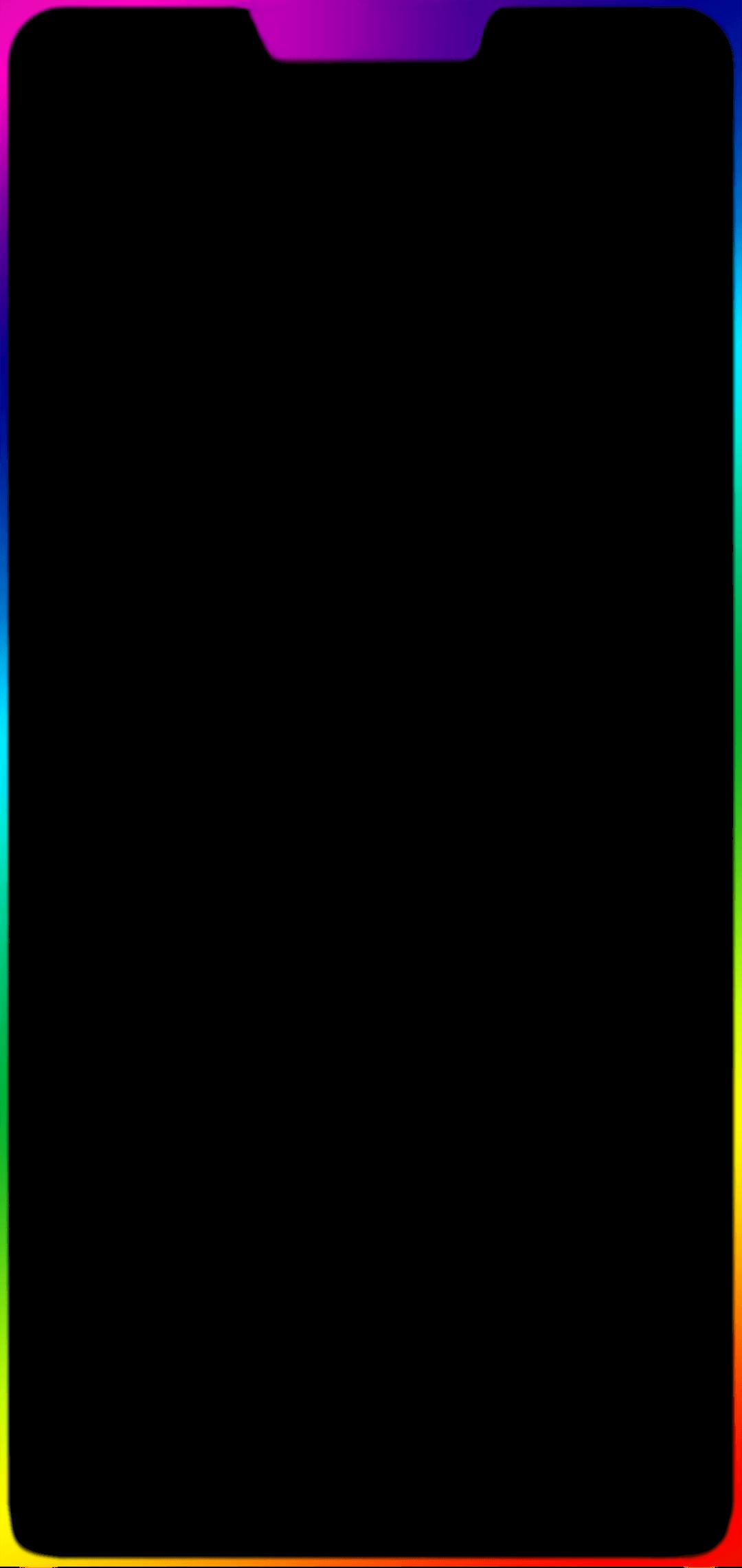 Rainbow Border Wallpaper : rainbow, border, wallpaper, Iphone, Rainbow, Border, Wallpaper