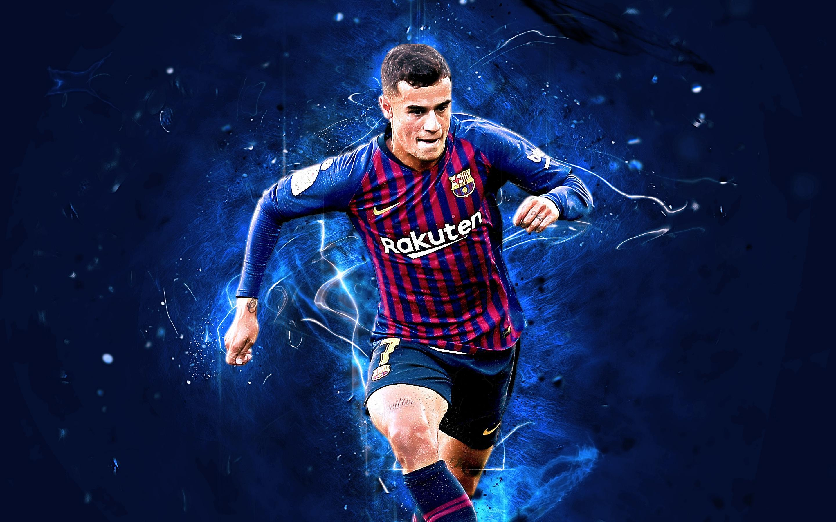Messi Hd Wallpapers 4k Coutinho 2019 Wallpapers Wallpaper Cave