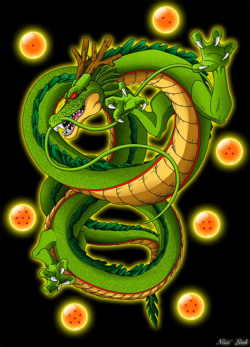 Wallpapers HD Shenron (68+ background pictures)