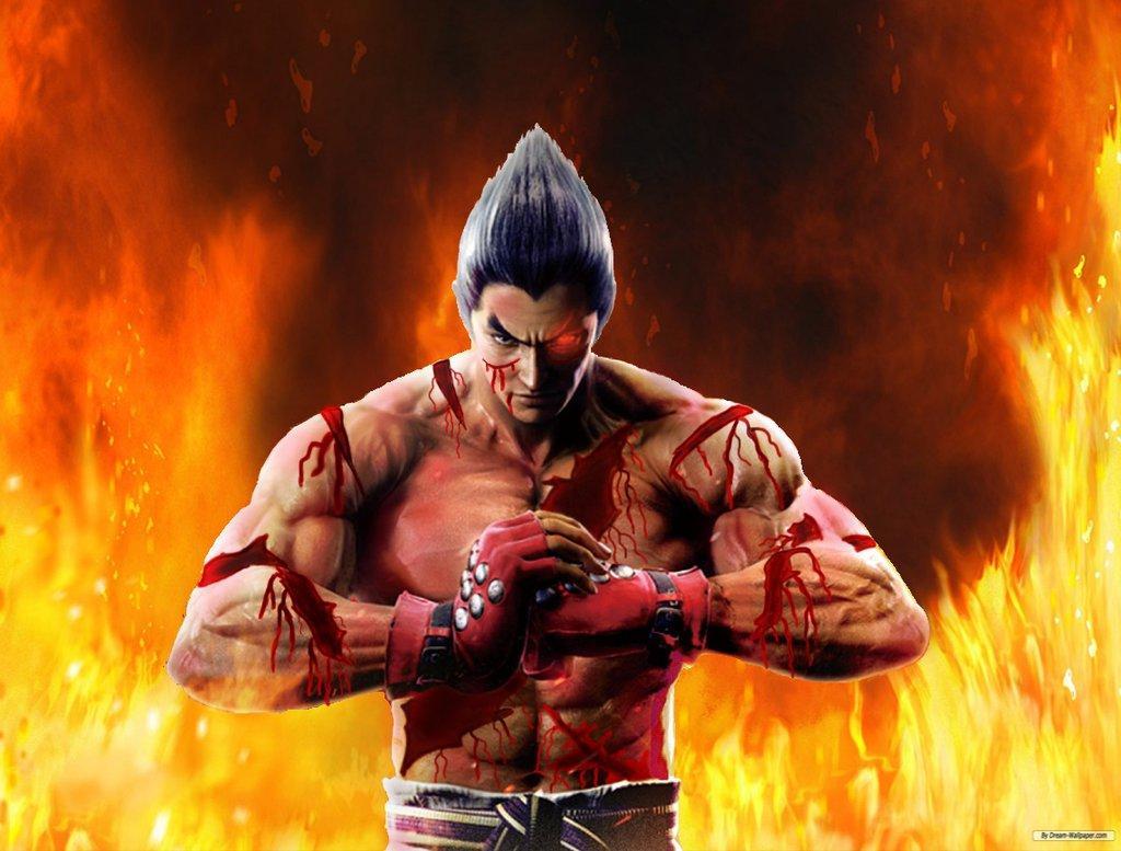 Tekken 5 Hd Wallpaper Download Kazuya Mishima Wallpapers Wallpaper Cave