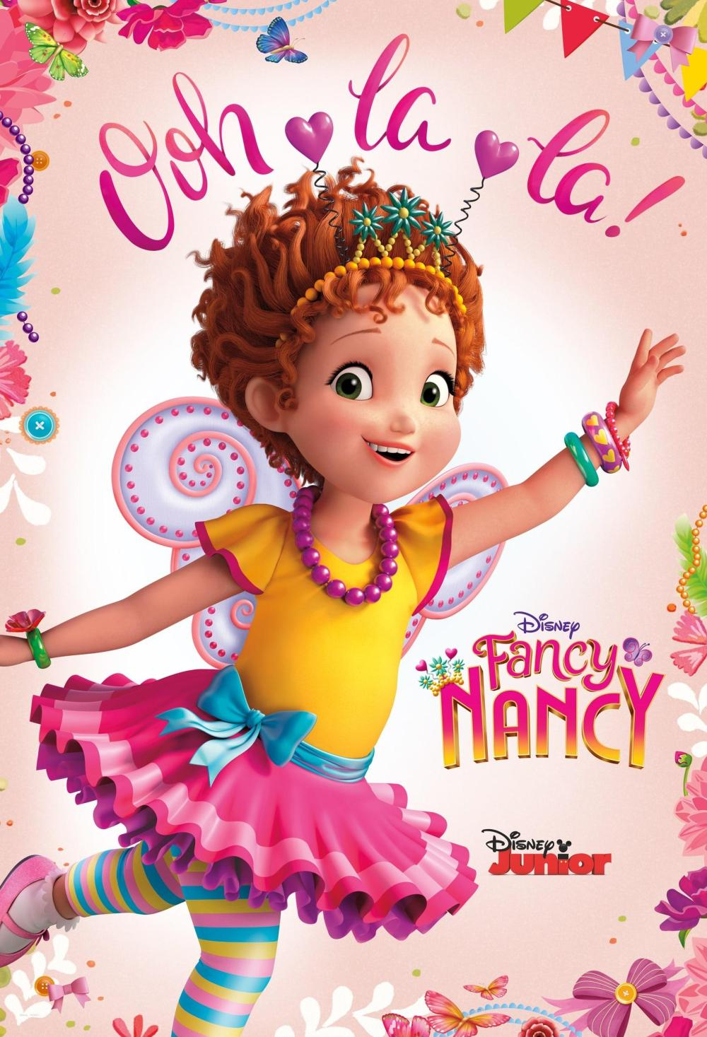 medium resolution of disney junior fancy nancy is fantastique page 2 of 0 with