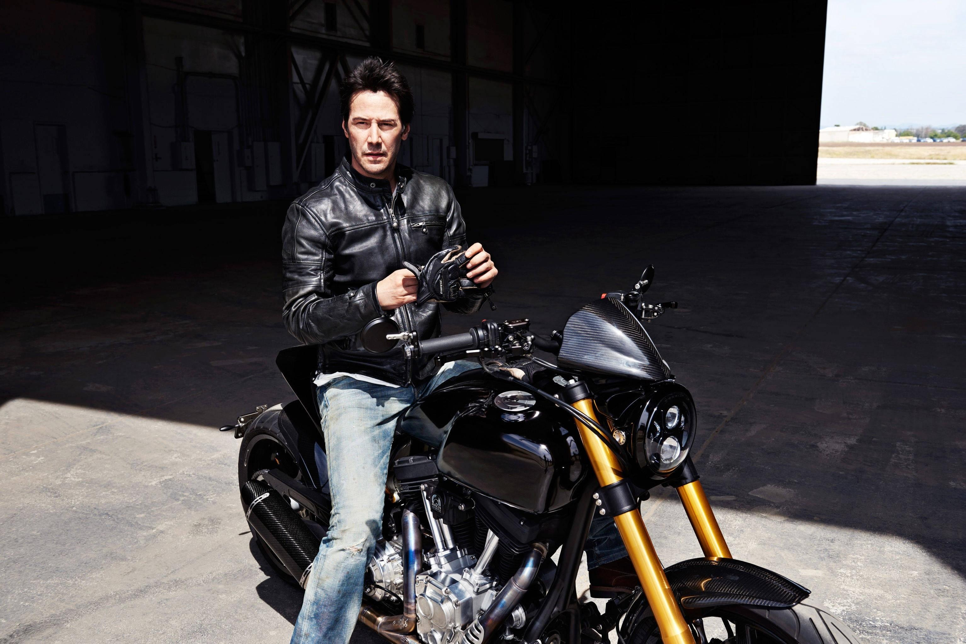 Wallpaper Accident Cars Keanu Reeves Bike Wallpapers Wallpaper Cave