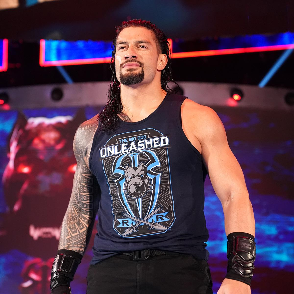 roman reigns workout wallpapers