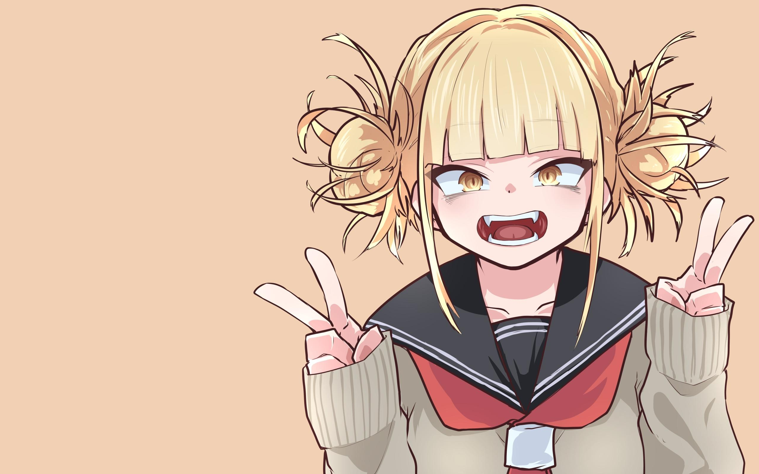 Would you like to see this set of items officially accepted and supported in wallpaper engine? My Hero Academia Toga Computer Wallpapers - Wallpaper Cave