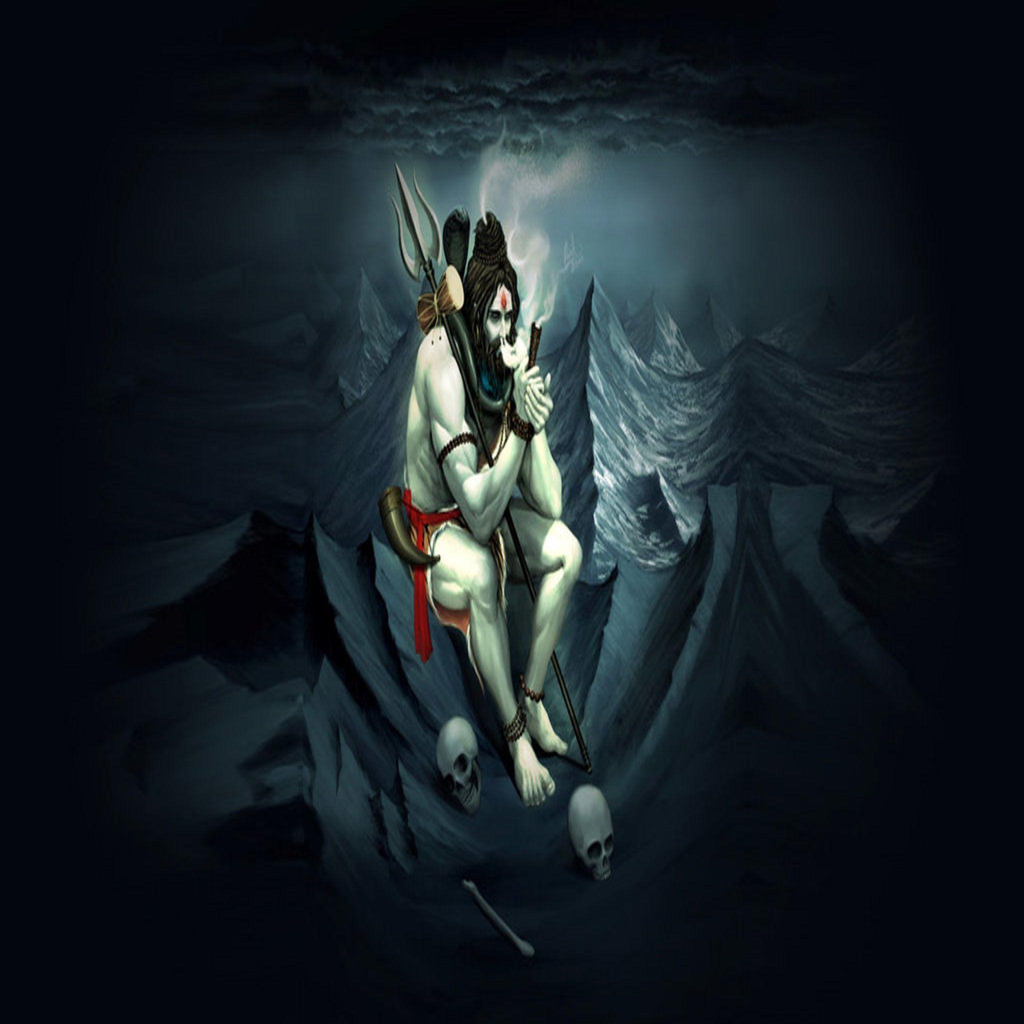 Shiva 4k Wallpaper Download - Gallery Wallpapers