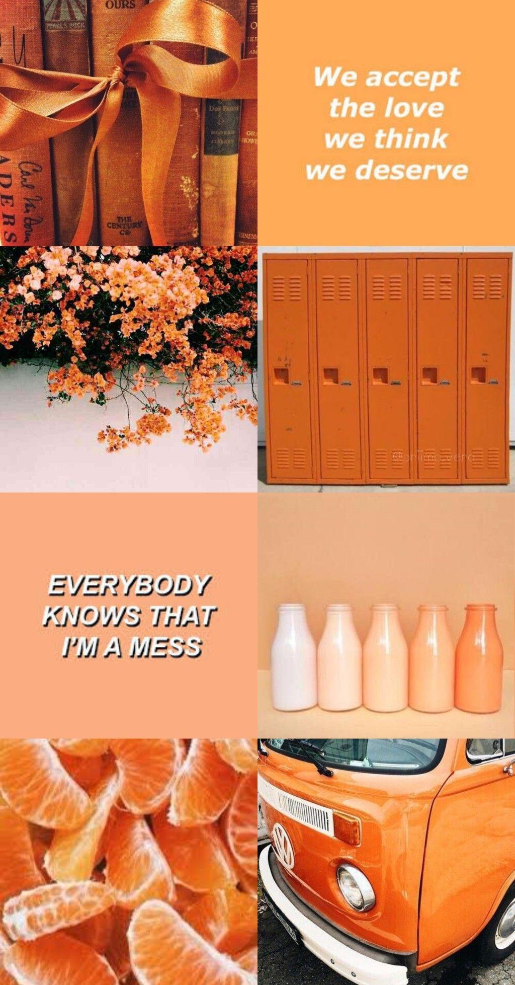 #honey lips#lips#cute#homescreen#lockscreen#wallpaper#aesthetic wallpaper#girl wallpaper#black wallpaper… see all. Pastel Orange Aesthetic Wallpapers - Wallpaper Cave