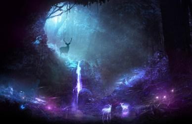 Night Fantasy Wallpapers Wallpaper Cave