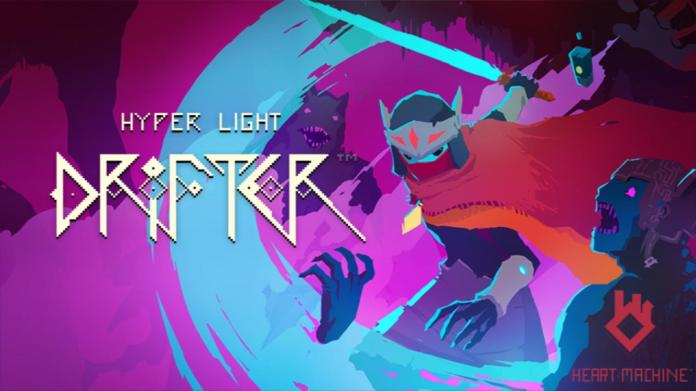 Image result for hyper light drifter wallpaper