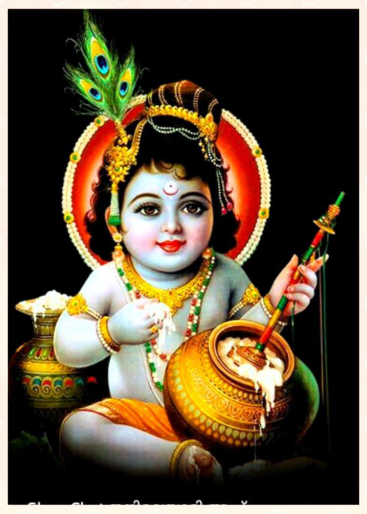 Free Download Images Of Baby Krishna : download, images, krishna, Krishna, Wallpapers, Wallpaper