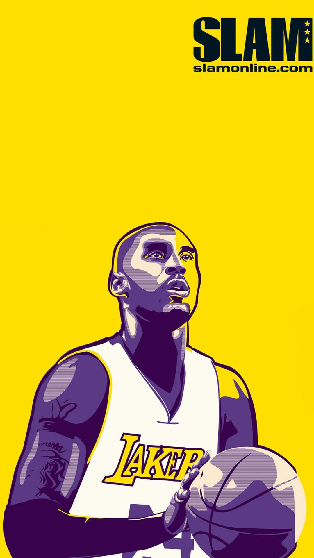 Animated Kobe Bryant Wallpaper : animated, bryant, wallpaper, Cartoon, Bryant, Wallpapers, Wallpaper