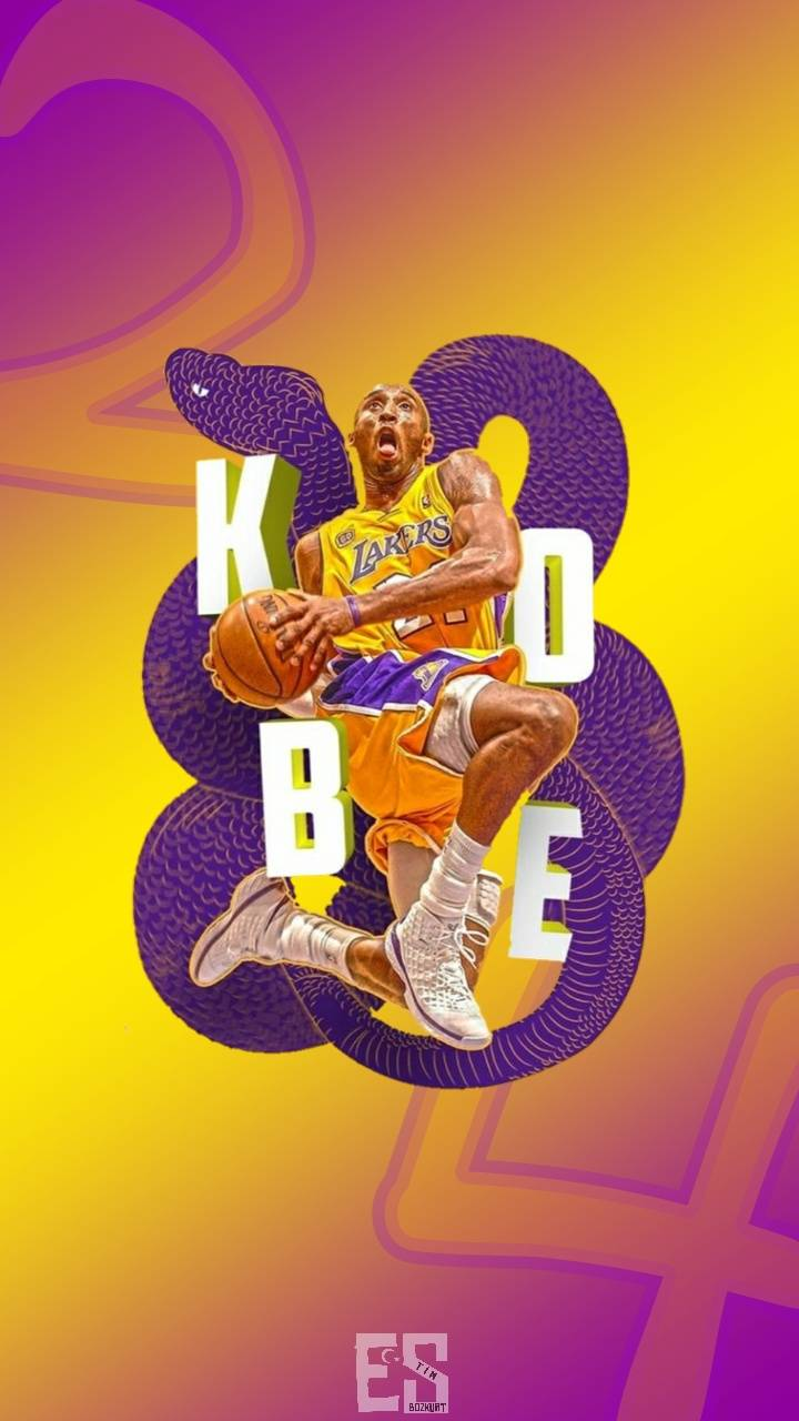 Kobe bryant 1080P, 2K, 4K, 5K HD wallpapers free download