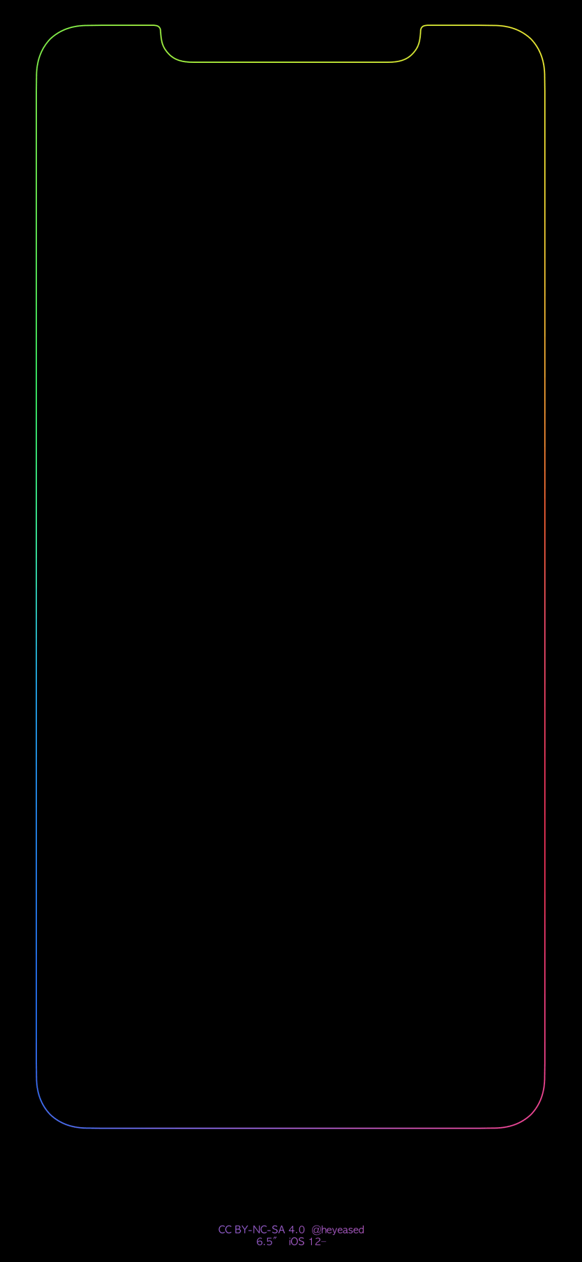 Iphone 11 Pro Border Wallpaper : iphone, border, wallpaper, Border, IPhone, Wallpapers, Wallpaper