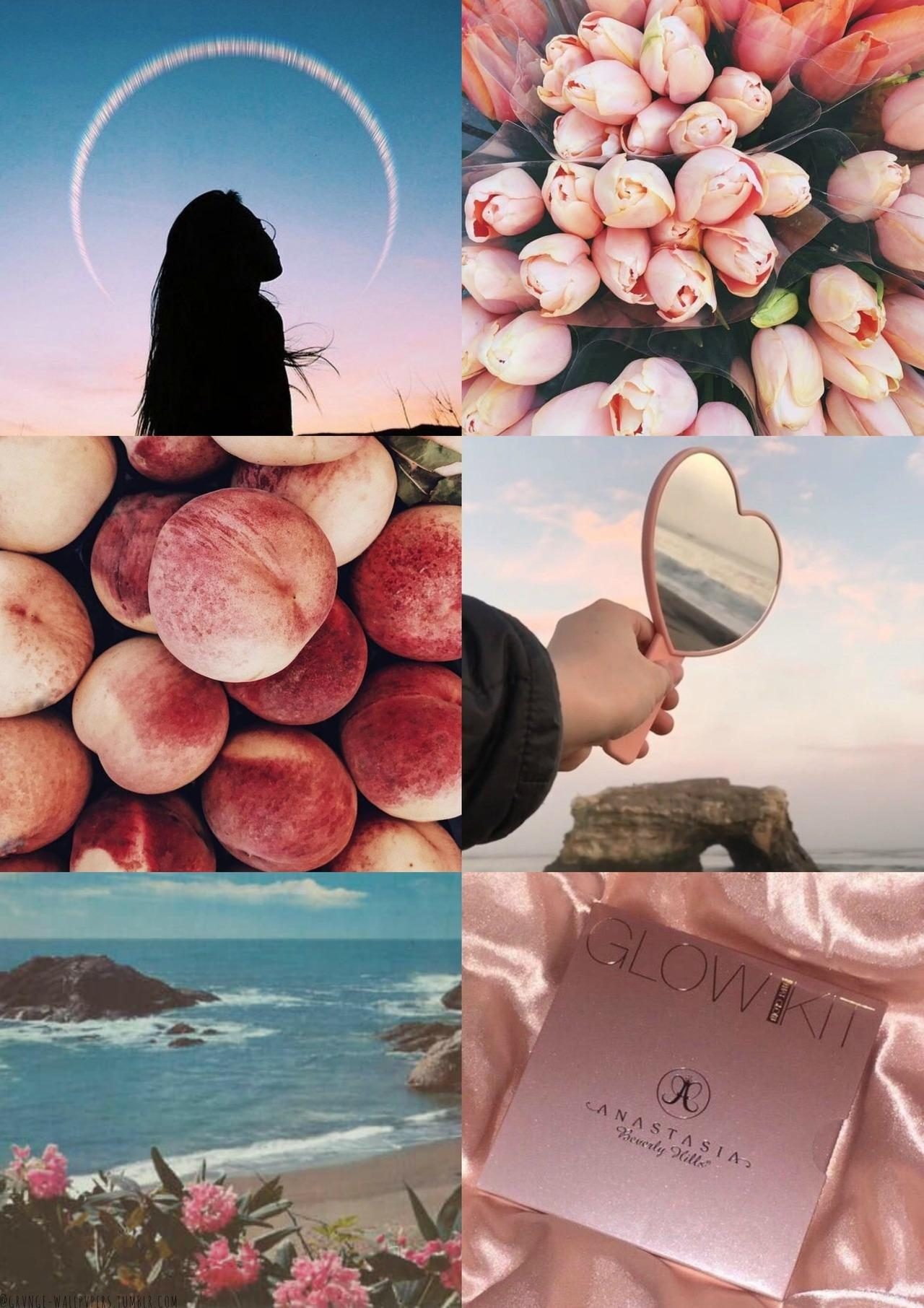 Aesthetic Collage Landscape Tumblr Wallpapers Wallpaper Cave
