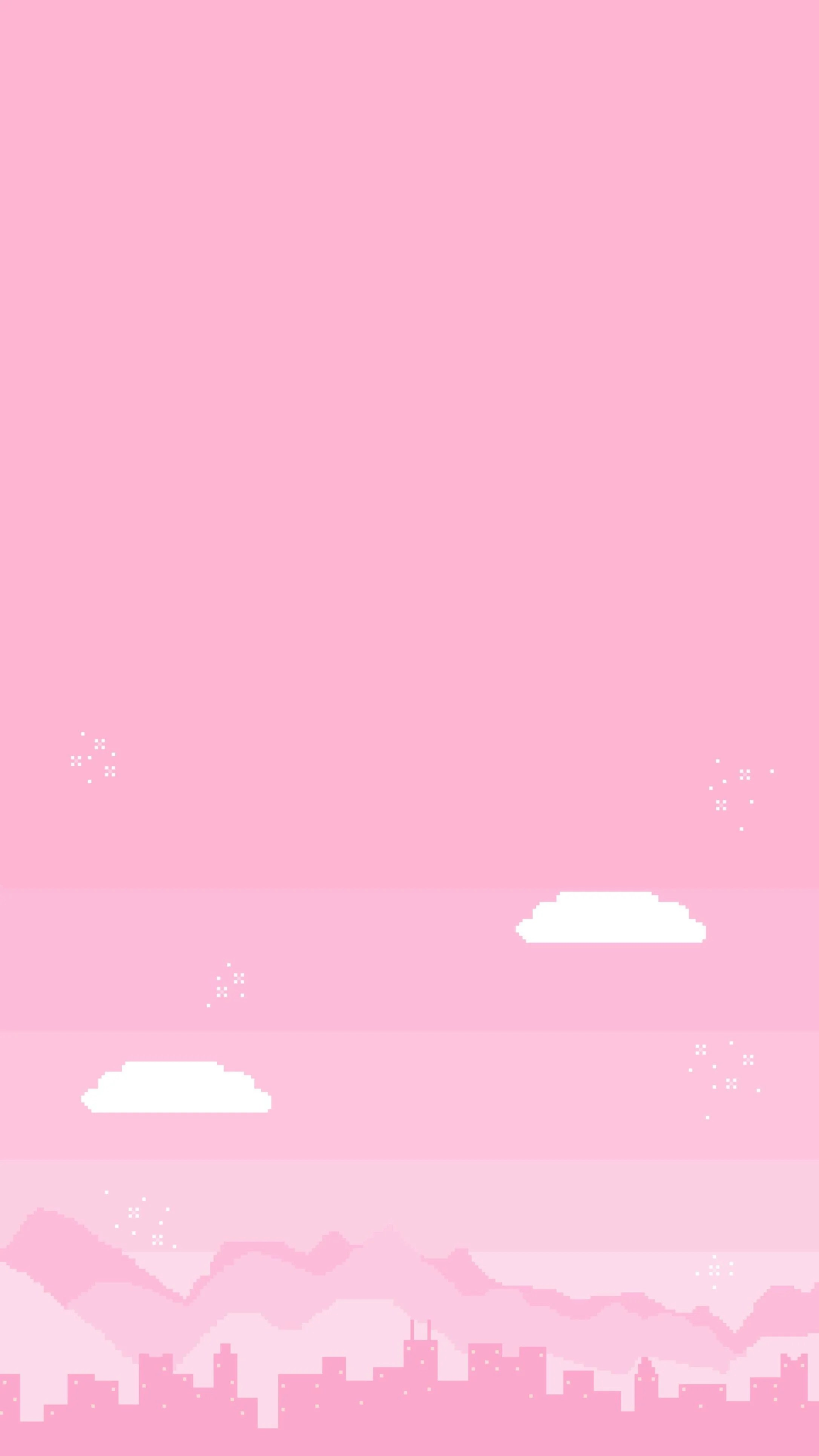 Aesthetic Baby Pink Background : aesthetic, background, Pastel, Aesthetic, Wallpapers, Wallpaper