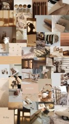 Aesthetic Brown Wallpapers Wallpaper Cave