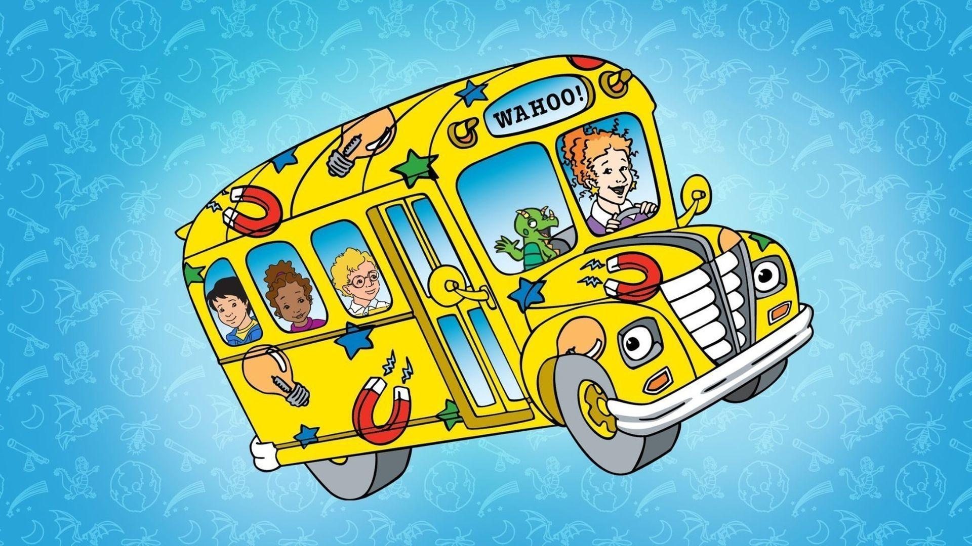 The Magic School Bus Wallpapers