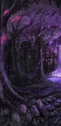 fantasy wallpapers purple