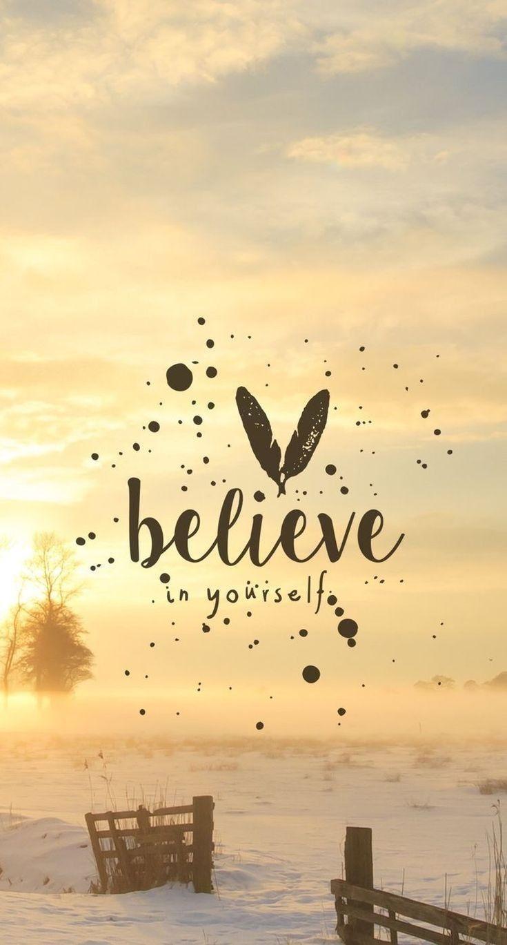 Believe In Yourself Images : believe, yourself, images, Believe, Yourself, Wallpapers, Wallpaper