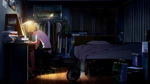 anime chill bedroom kimi wallpapers aesthetic lofi wa lo fi study 4k desktop backgrounds 1080p studying wallpapertip nawa pemandangan wallpaperaccess