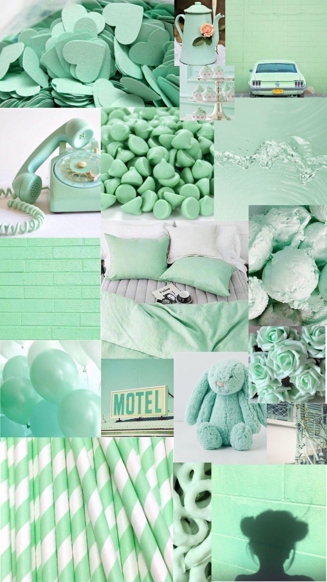 Light Green Aesthetic : light, green, aesthetic, Aesthetic, Light, Green, Wallpapers, Wallpaper
