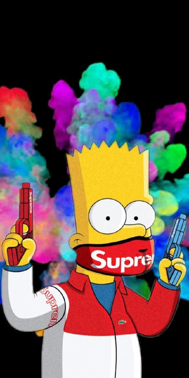 Bart Simpson Gangster Wallpaper : simpson, gangster, wallpaper, Gangster, Simpson, Wallpapers, Wallpaper