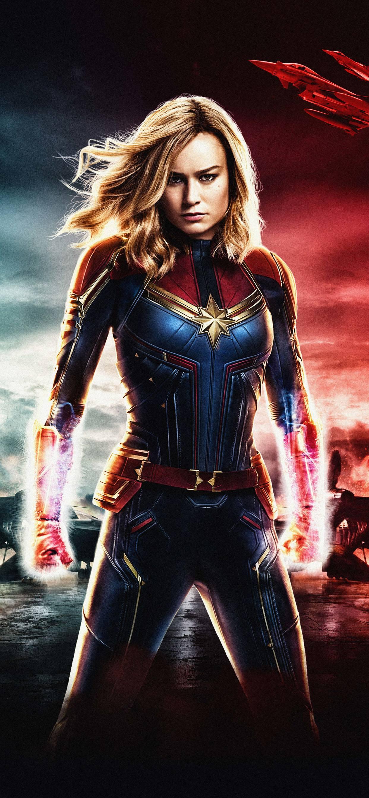 Iphone Xs Max Avengers Wallpaper : iphone, avengers, wallpaper, Iphone, Captain, Marvel, Wallpapers