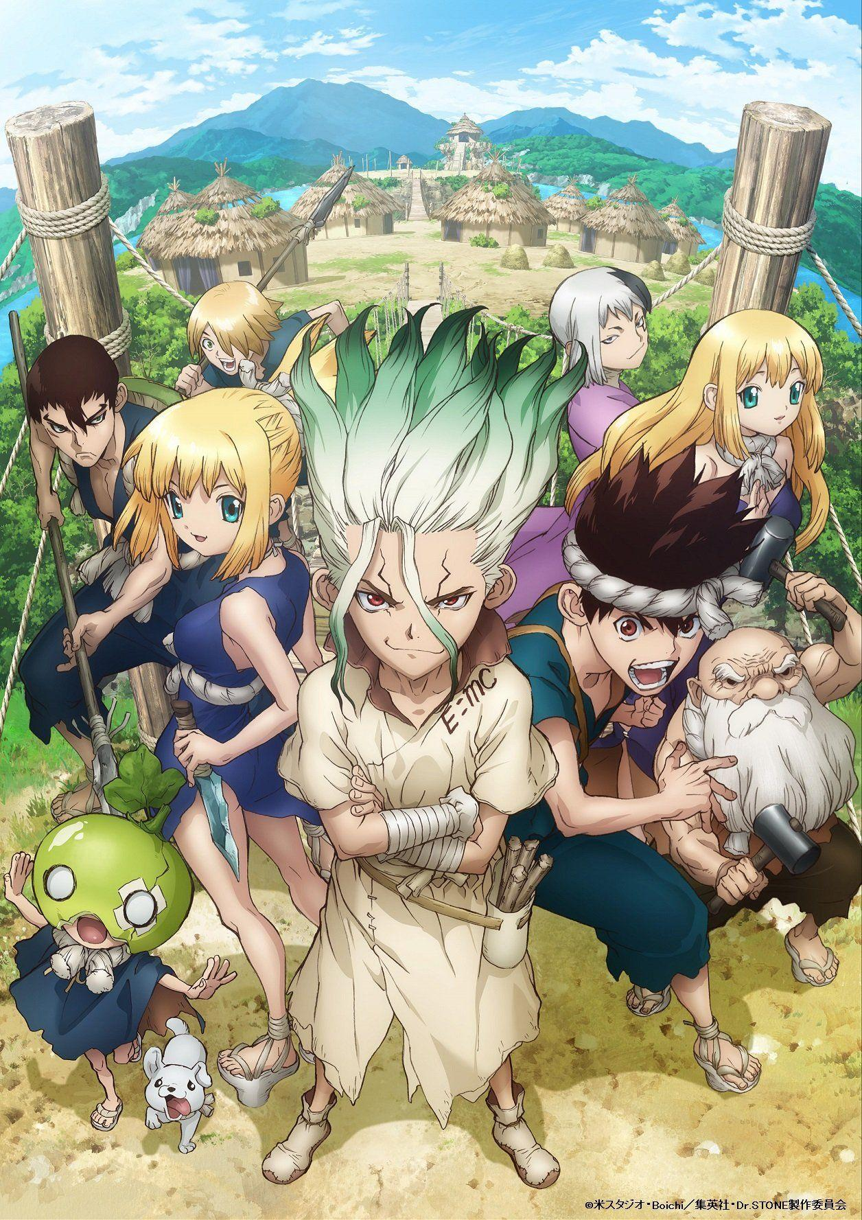 Dr Stone Wallpaper Hd : stone, wallpaper, Anime, Stone, Android, Wallpapers, Wallpaper