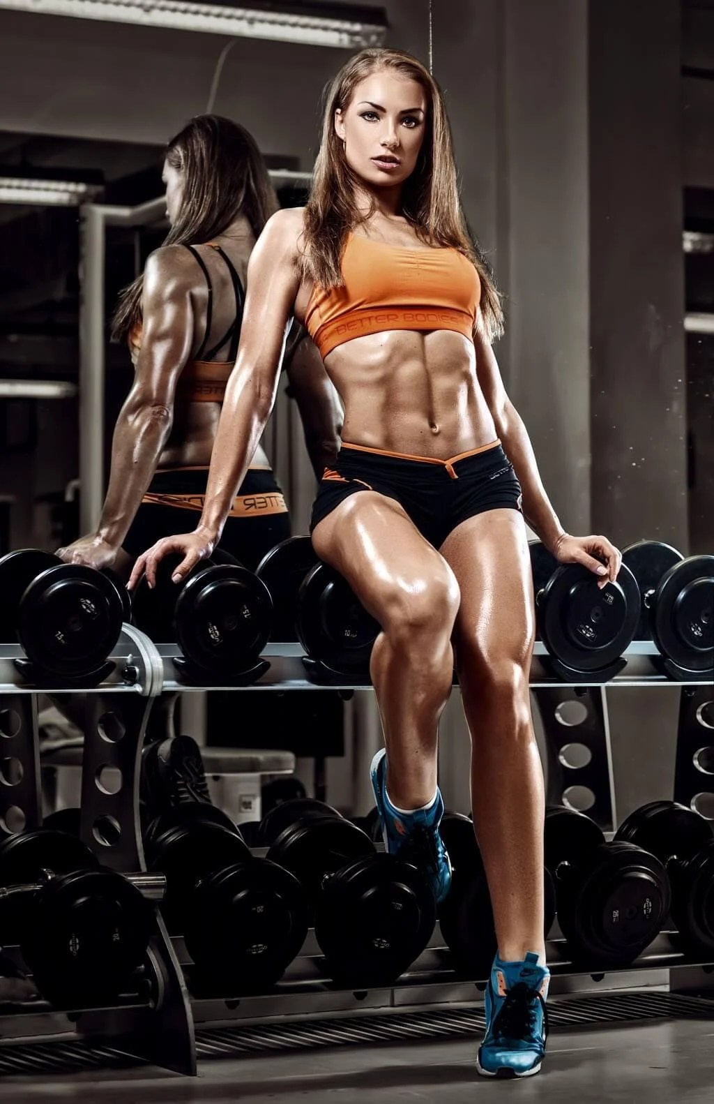 Girls Workout Wallpapers : Female Fitness Wallpapers Top