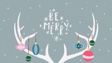 Desktop Cute Christmas Wallpaper Gato Racas