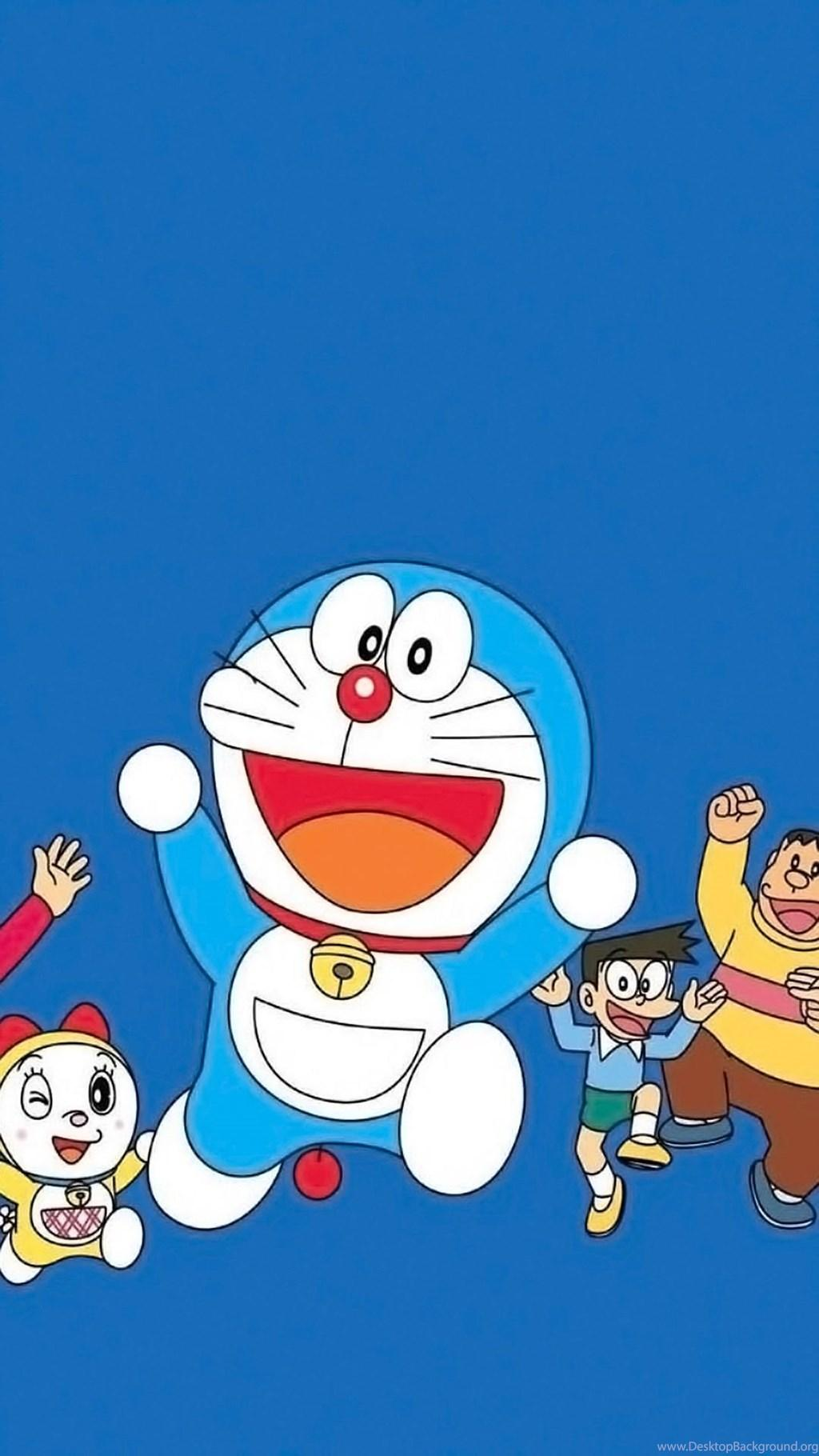 We've gathered more than 5 million images uploaded by our users and sorted. Doraemon Mobile Wallpapers - Wallpaper Cave