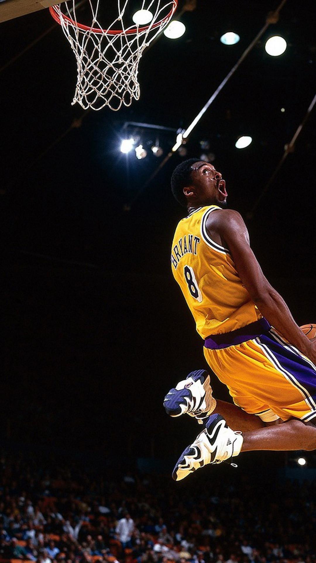 Kobe Bryant Screensaver : bryant, screensaver, Bryant, IPhone, Wallpapers, Wallpaper