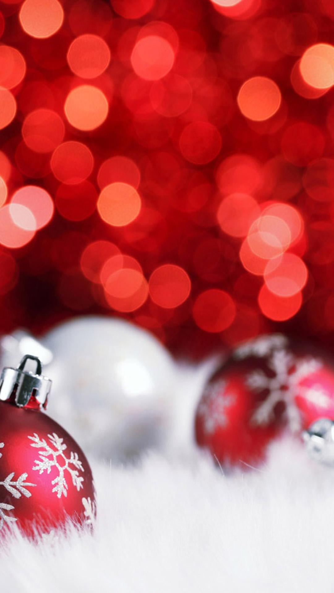 Red And White Christmas Wallpaper : white, christmas, wallpaper, Christmas, White, Wallpapers, Wallpaper