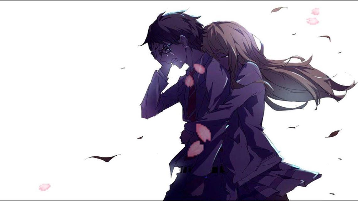 Sad Romantic Anime Wallpapers Wallpaper Cave