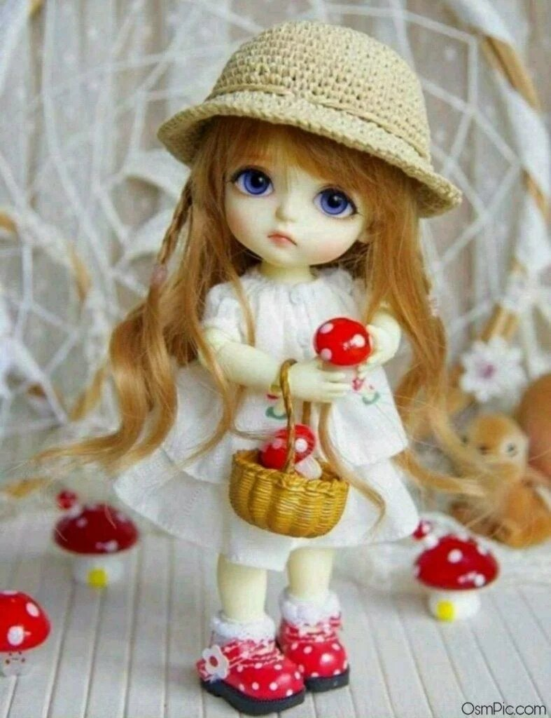 Doll Cute Pic Download : download, Barbie, Photo, Wallpapers, Wallpaper