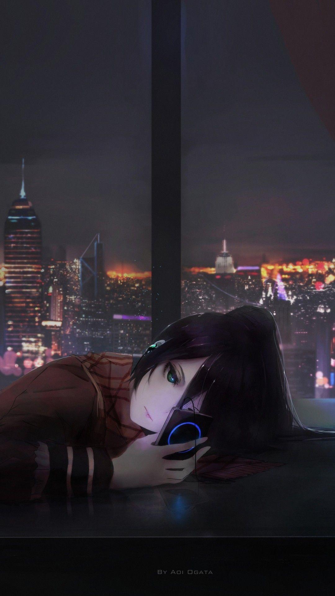Depressing Wallpapers Anime : depressing, wallpapers, anime, Depressed, Anime, Wallpapers, Wallpaper