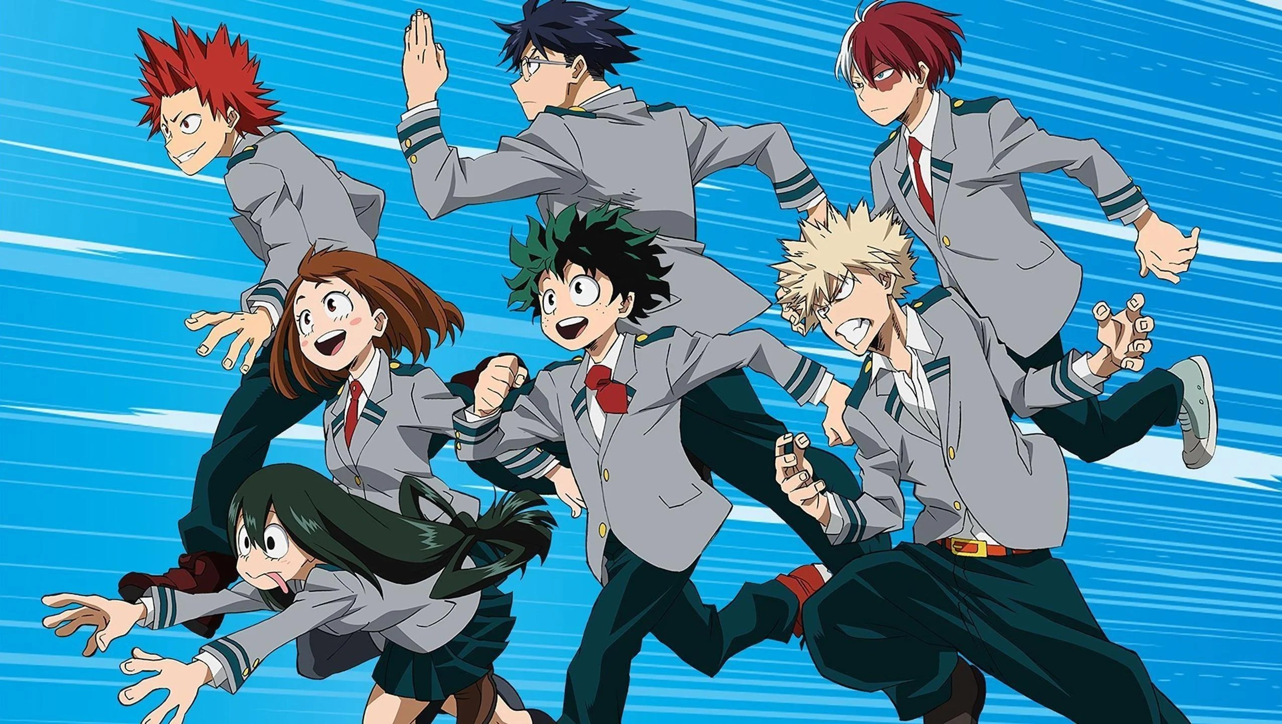Check out this fantastic collection of aesthetic my hero academia wallpapers, with 32 aesthetic my hero academia background images for your desktop,. My Hero Academia Aesthetic Laptop Wallpapers - Wallpaper Cave