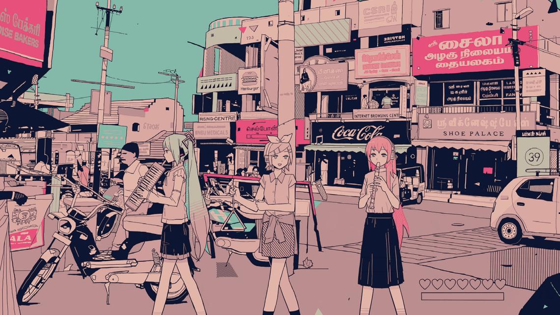 Anime Aesthetic Retro Desktop Wallpapers Wallpaper Cave